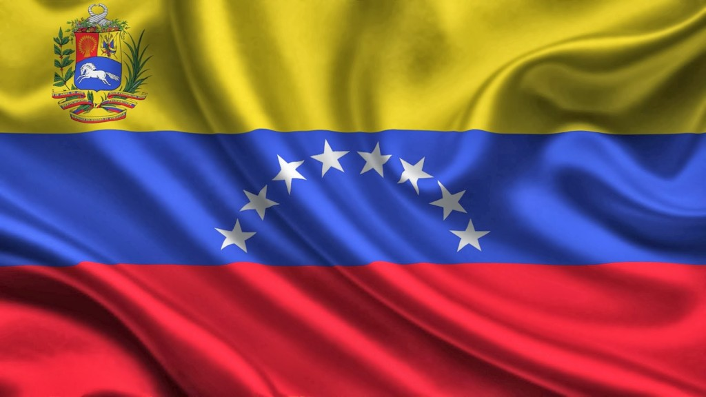Flag of the Bolivarian Republic of Venezuela