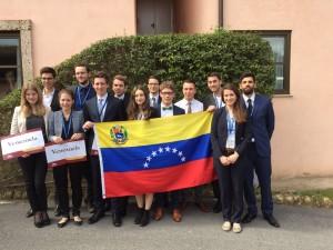 The Delegation of the Bolivarian Republic of Venezuela