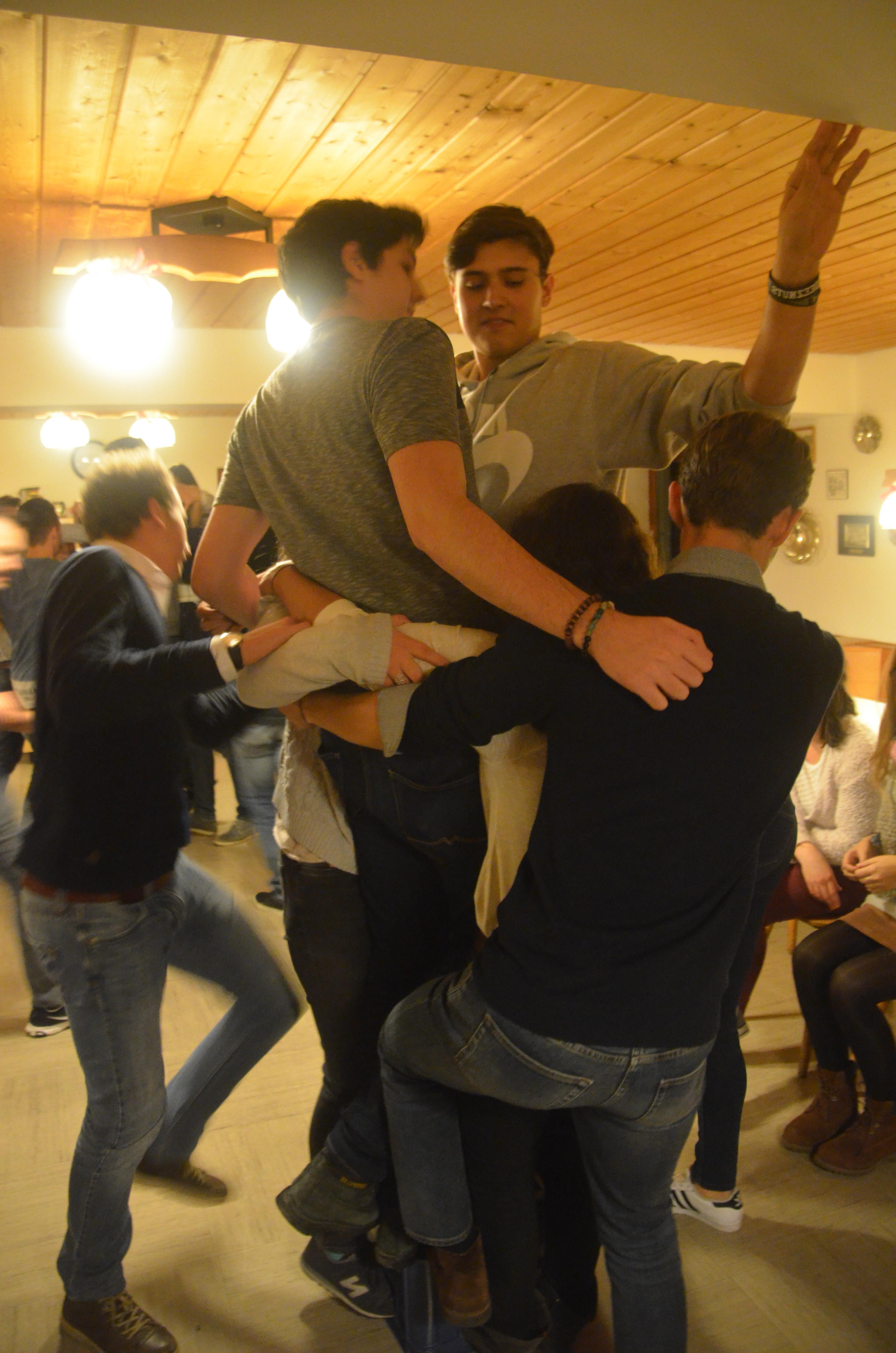 The Bavarian Olypmics